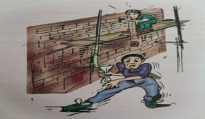 ACCIDENTS AND SAFETY PRECAUTION AT CONSTRUCTION SITE